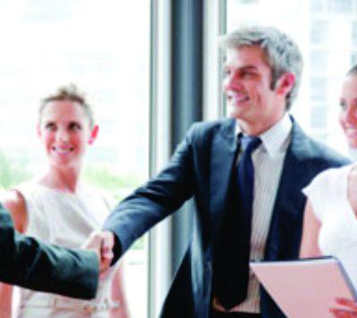 relações duradouras com bons clientes
